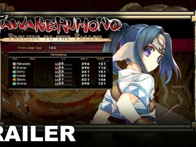 Trailer Gameplay dari Remake Utawarerumono: Prelude to the Fallen Dirilis 2