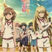 Anime A Certain Scientific Railgun T Tunda Episode 13 Karena COVID-19 16