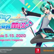 Game Switch Hatsune Miku: Project Diva Mega Mix Akan Rilis Di Barat Pada Tanggal 15 Mei 16