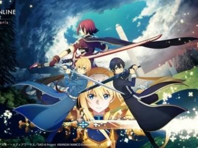 Rilisnya Game Sword Art Online Alicization Lycoris Ditunda ke Juli 33