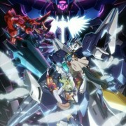 Anime Gundam Build Divers Re:RISE Season 2 Tunda Episode Baru Karena COVID-19 17