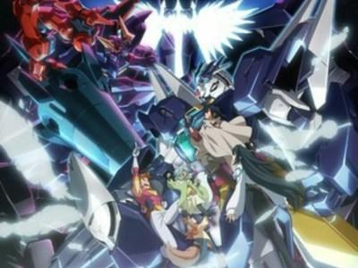 Anime Gundam Build Divers Re:RISE Season 2 Tunda Episode Baru Karena COVID-19 34