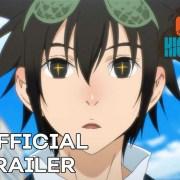Trailer Dengan Terjemahan Bahasa Inggris dari Anime The God of High School Ungkap Seiyuu, Staf Lainnya 13