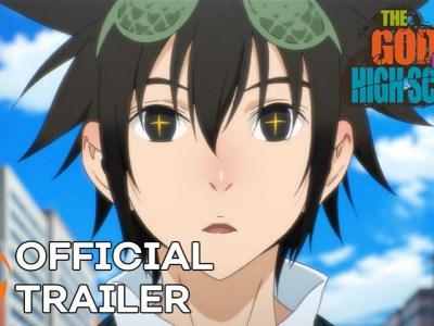 Trailer Dengan Terjemahan Bahasa Inggris dari Anime The God of High School Ungkap Seiyuu, Staf Lainnya 1