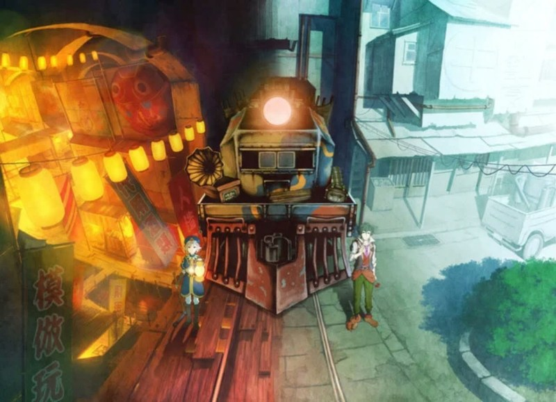 Twin Engine Memulai Galang Dana Baru untuk Film Anime Kurayukaba 1