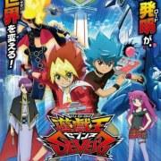 Anime Yu-Gi-Oh! Sevens Menangguhkan Produksi Karena COVID-19 5