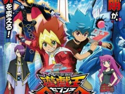 Anime Yu-Gi-Oh! Sevens Menangguhkan Produksi Karena COVID-19 15
