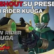 Shout! Factory Menayangkan Trailer Kamen Rider Kuuga untuk Peluncurannya di Kanal TokuSHOUTsu 21