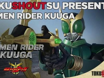 Shout! Factory Menayangkan Trailer Kamen Rider Kuuga untuk Peluncurannya di Kanal TokuSHOUTsu 10