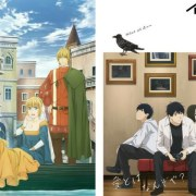 Anime Sing 'Yesterday' for Me dan Arte Telah Menyelesaikan Produksi 15