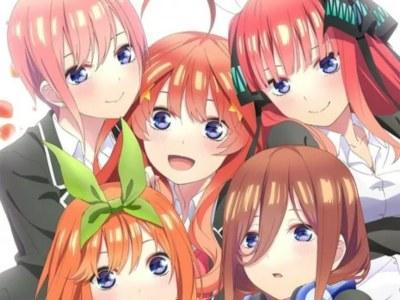 Anime The Quintessential Quintuplets Season 2 Ditunda ke Januari 2021 Karena COVID-19 9