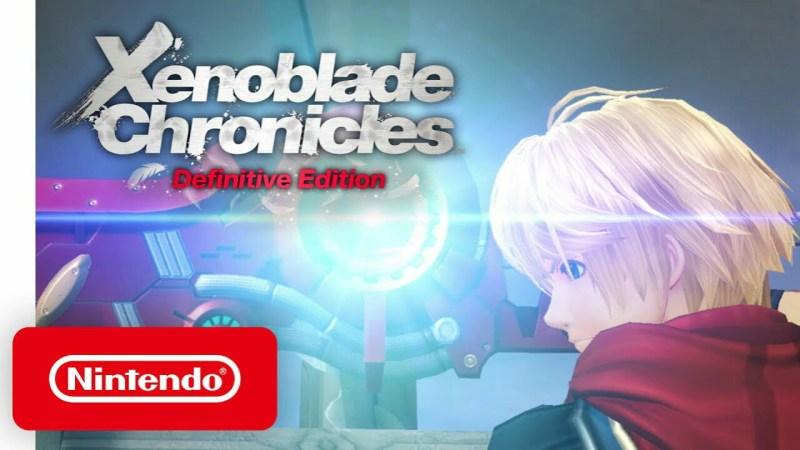 Trailer dari Game Switch Xenoblade Chronicles: Definitive Edition Pratinjau Cerita, Gameplay, Epilog Baru 1