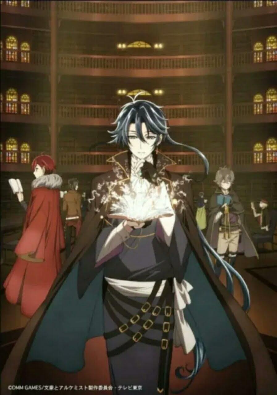 Episode 5-7 Bungo & Alchemist Dijadwalkan untuk Bulan Ini 1