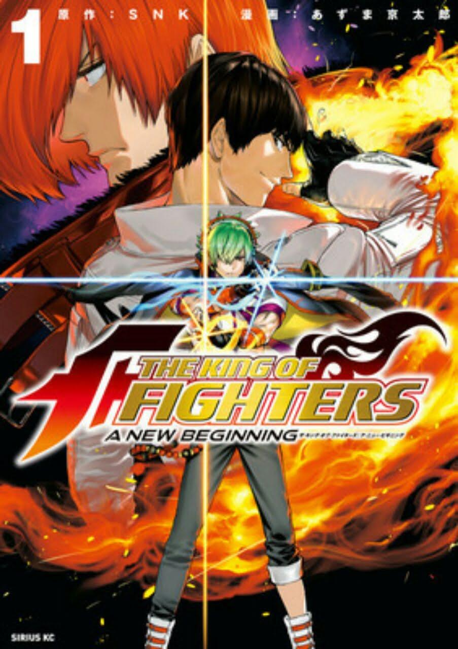 Manga The King of Fighters: A New Beginning Akan Berakhir Pada Bulan September 1