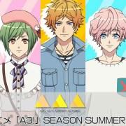 Anime A3! 'Season Summer' Dipratinjau Dalam Video Baru 11