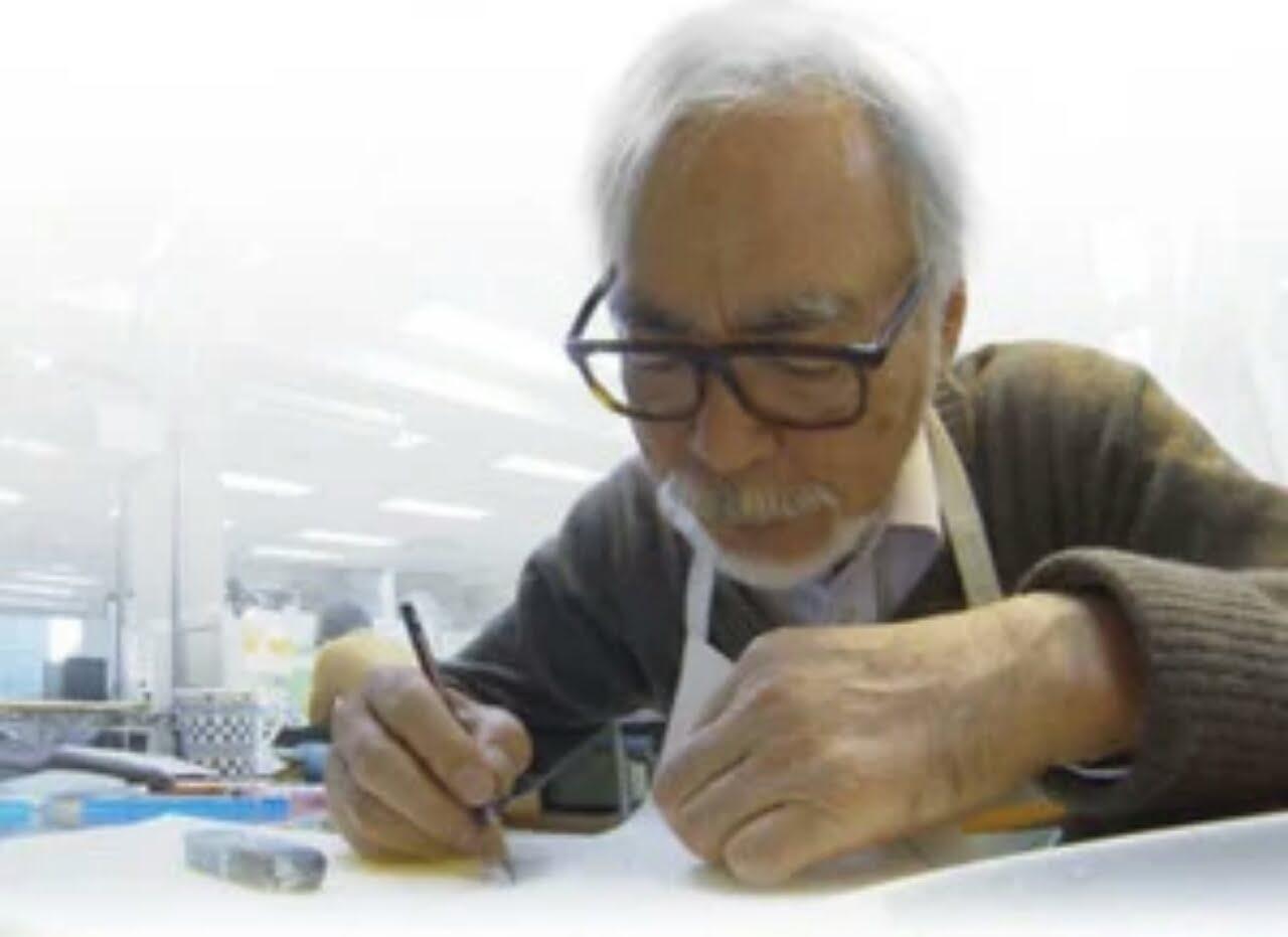 Film Ghibli Garapan Hayao Miyazaki Berikutnya Selesai 36 Menit Meskipun Saat Ini COVID-19 Merajalela 1