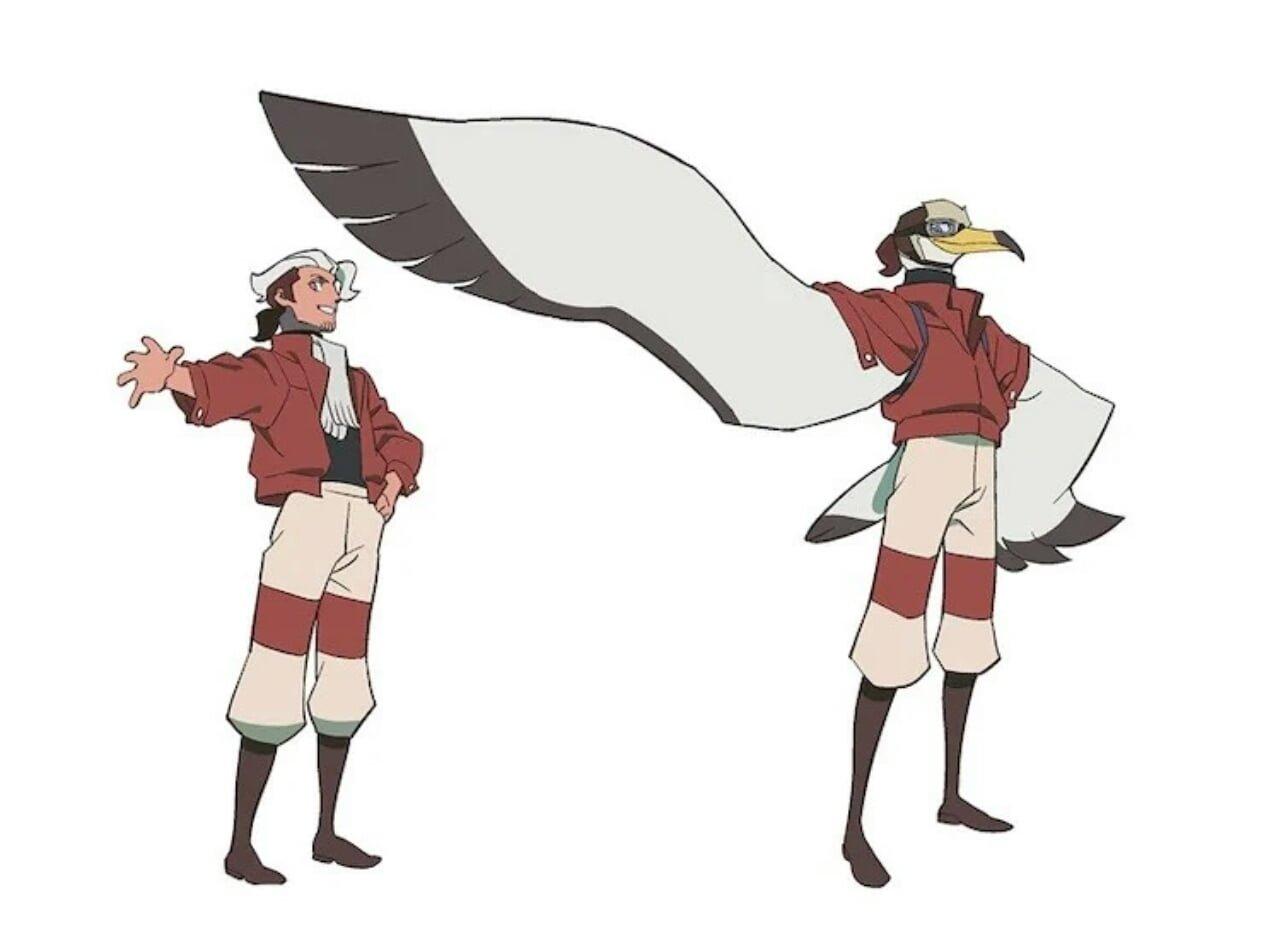 Anime BNA: Brand New Animal Diperankan oleh Daisuke Namikawa 1