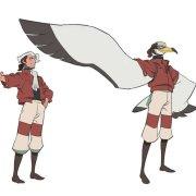 Anime BNA: Brand New Animal Diperankan oleh Daisuke Namikawa 12