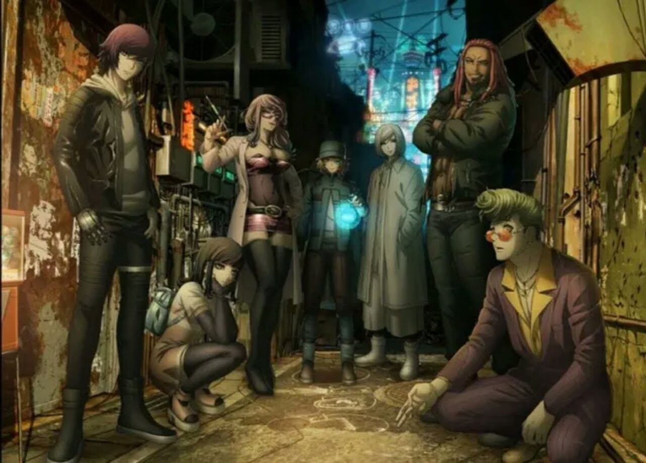 Anime Akudama Drive Ditunda ke Oktober Karena COVID-19 1