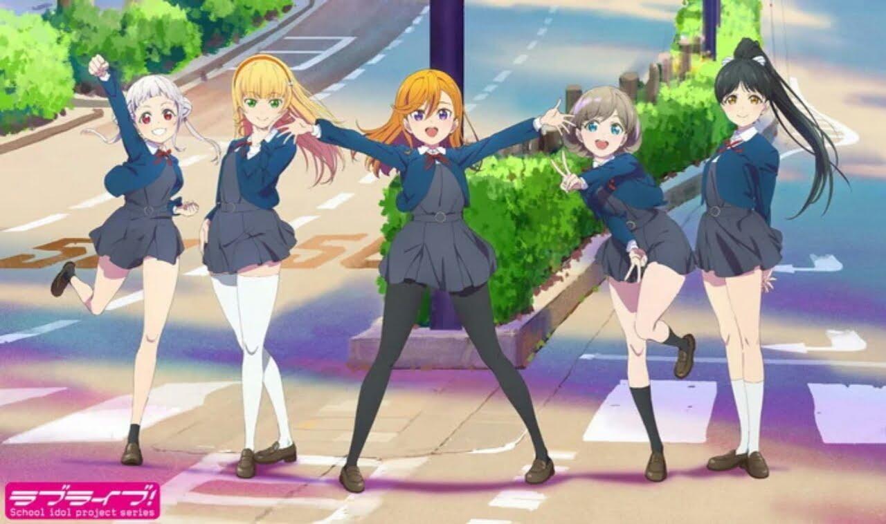 Anime Love Live! Baru Ungkap Nama Karakter, Visual Baru, Staf yang Kembali 1