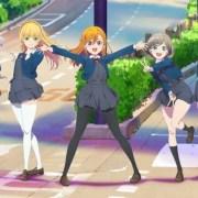 Anime Love Live! Baru Ungkap Nama Karakter, Visual Baru, Staf yang Kembali 13