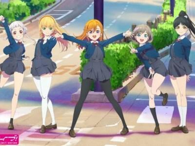 Anime Love Live! Baru Ungkap Nama Karakter, Visual Baru, Staf yang Kembali 223