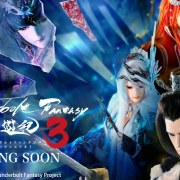 Season Ketiga Pertunjukan Boneka Thunderbolt Fantasy Ungkap Visual, Video Promosi 14
