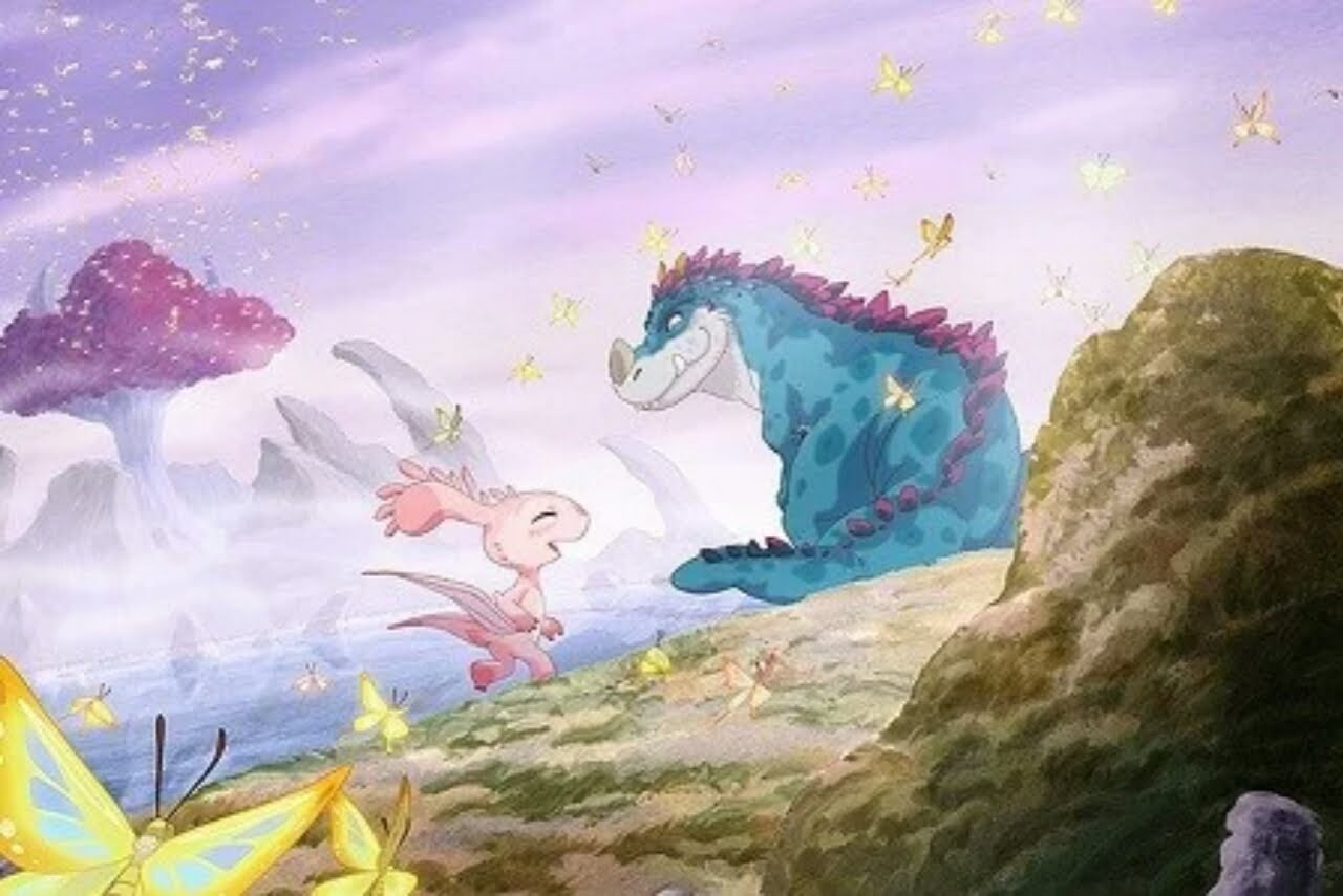 Rilisan Jepang dari Film Animasi 'Sayonara, Tyranno' Ditunda Karena COVID-19 1