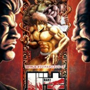 Trailer Anime Baki Season 2 Menyoroti Raitai Tournament, Pratinjau Cerita 9