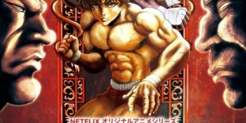 Trailer Anime Baki Season 2 Menyoroti Raitai Tournament, Pratinjau Cerita 1