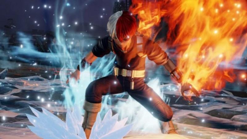Game Jump Force akan Tambahkan Shoto Todoroki pada Tanggal 26 Mei 1