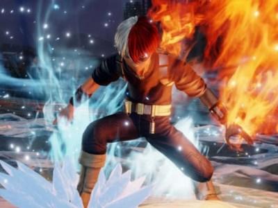 Game Jump Force akan Tambahkan Shoto Todoroki pada Tanggal 26 Mei 17