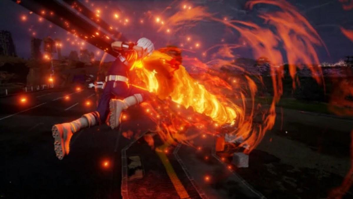 Game Jump Force akan Tambahkan Shoto Todoroki pada Tanggal 26 Mei 5