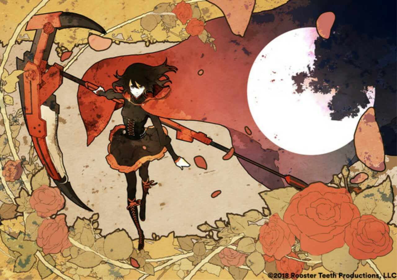Manga RWBY akan Berakhir di Aplikasi Shonen Jump+ pada Bulan Juni 1
