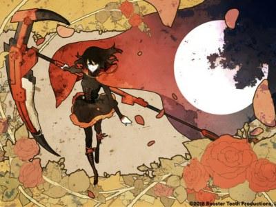 Manga RWBY akan Berakhir di Aplikasi Shonen Jump+ pada Bulan Juni 4