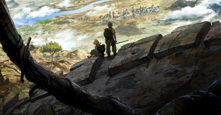 Anime Orisinal Deca-Dence Akan Tayang Di Funimation Musim Panas Ini 1
