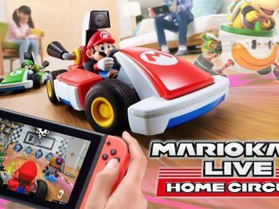 Tidak Cukup Bermain Mario Kart di Dunia Gim? Mari Mainkan juga di Dunia Nyata dengan Mario Kart Live: Home Circuit! 4