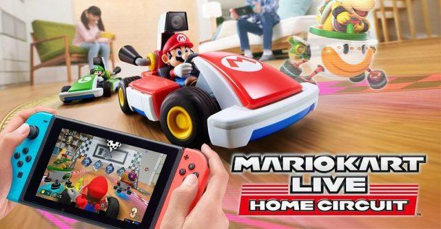Tidak Cukup Bermain Mario Kart di Dunia Gim? Mari Mainkan juga di Dunia Nyata dengan Mario Kart Live: Home Circuit! 2