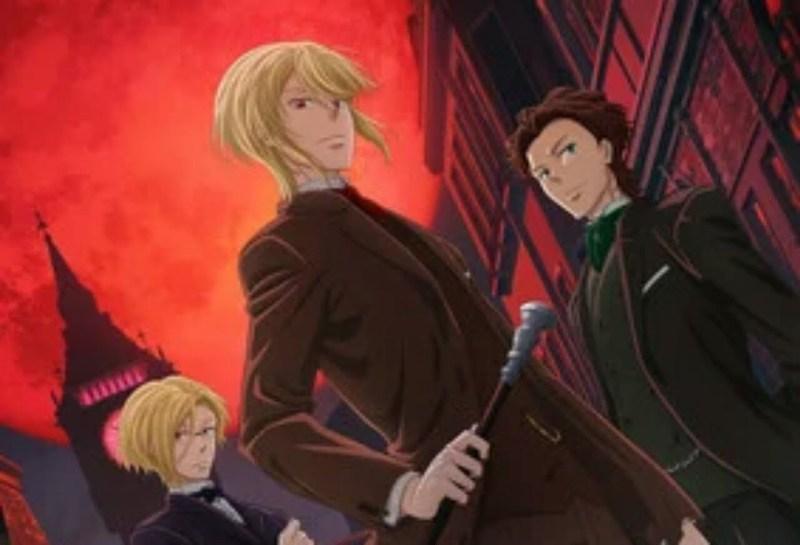 Anime Moriarty the Patriot Ungkap Video Promosi, Penyanyi Lagu Tema, dan akan Tayang Perdana Pada Tanggal 11 Oktober 1