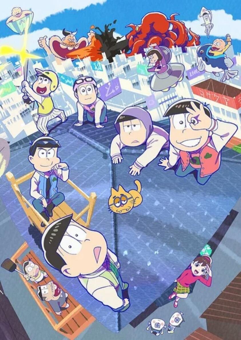 Season Ketiga Anime Mr. Osomatsu Ungkap Penyanyi Lagu Tema, Visual, dan Tanggal Tayangnya 1