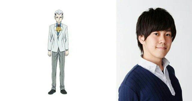 Anime Noblesse Ungkap Visual Baru, Seiyuu Lainnya, Tanggal Tayang Perdananya di Jepang 2