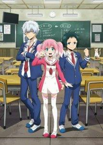 Anime Talentless Nana Ungkap Video Promosi Kedua, Tanggal Tayang Perdananya, Key Visual 21
