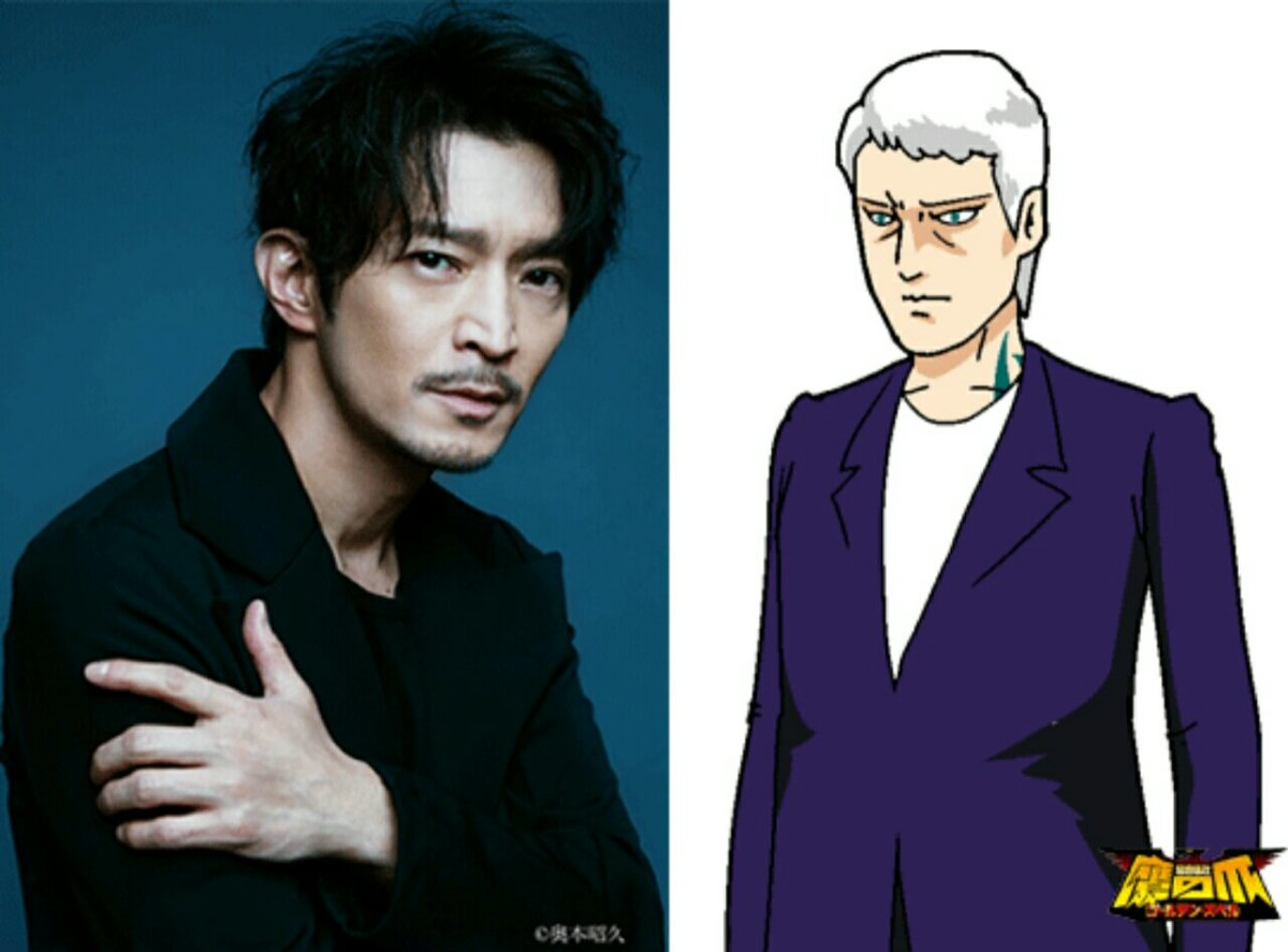 Anime Eagle Talon: Golden Spell Diperankan oleh Kenjiro Tsuda, Kazuhiro Nakaya, Rina Satou 2