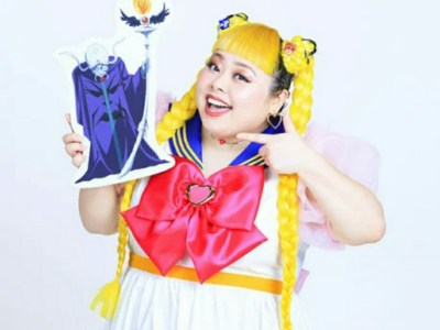 Film Sailor Moon Eternal Diperankan oleh Naomi Watanabe Sebagai Zirconia 2