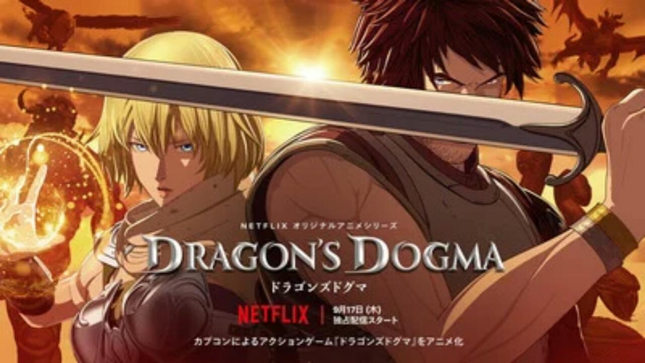 Video Pembuka Anime Dragon's Dogma Memperdengarkan Musik dari Komposer Game-nya 1
