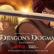 Video Pembuka Anime Dragon's Dogma Memperdengarkan Musik dari Komposer Game-nya 15