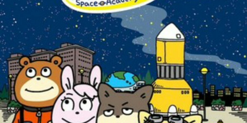 Manga Uchū Nanchara Kotetsu-kun Tentang Peserta Pelatihan Astronot Dapatkan Anime TV 1