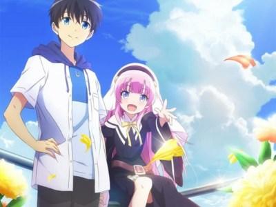 Anime The Day I Became a God dari Key dan P.A. Works akan Tayang Perdana pada Tanggal 10 Oktober 21