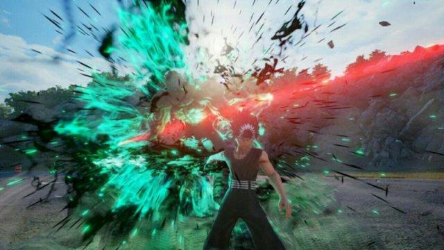 Game Jump Force Tambahkan Hiei dari Yu Yu Hakusho 4
