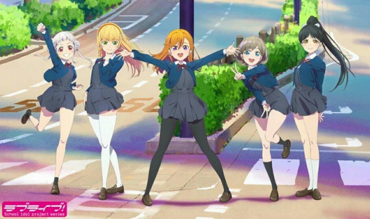 Anime Love Live! Superstar!! Ungkap Nama Grup Idolnya: 'Liella' 3